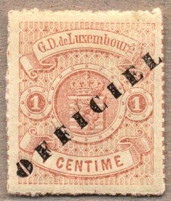 Lot 10117 - europe Luxembourg -  classicphil GmbH 3 rd classicphil Auction - VIENNA- AUSTRIA
