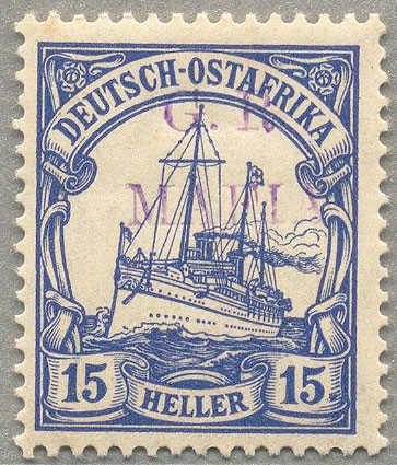 Lot 20173 - deutschland deutsche kolonien kamerun britische besetzung -  classicphil GmbH 7'th classicphil Auction - Day 2