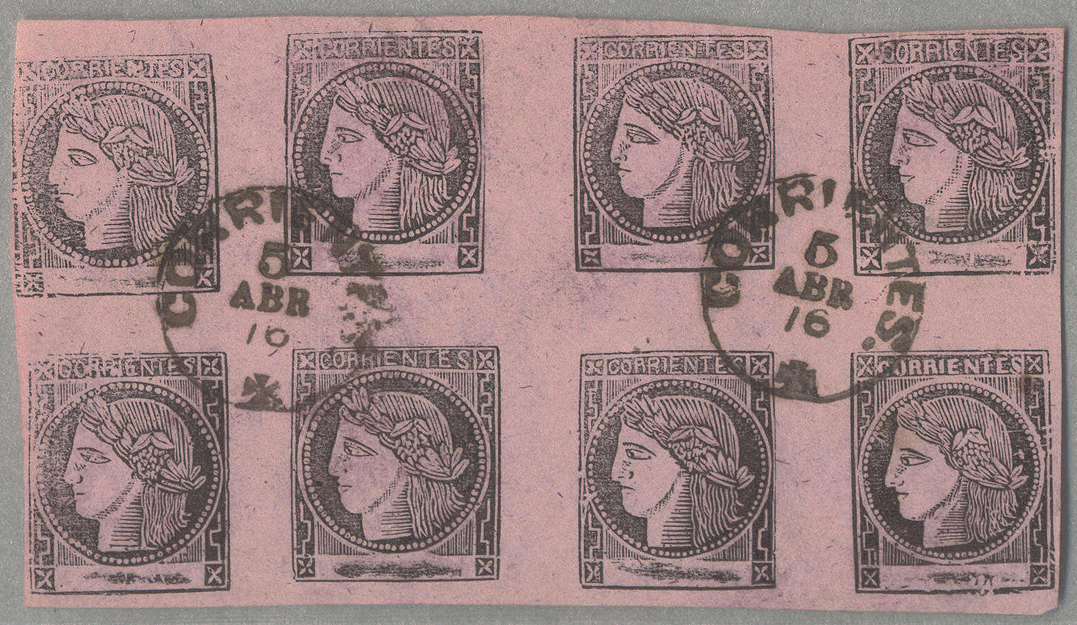Lot 15160 - America, South/Middle/Caribbean Argentina -  classicphil GmbH 8'th classicphil Auction - Day 2