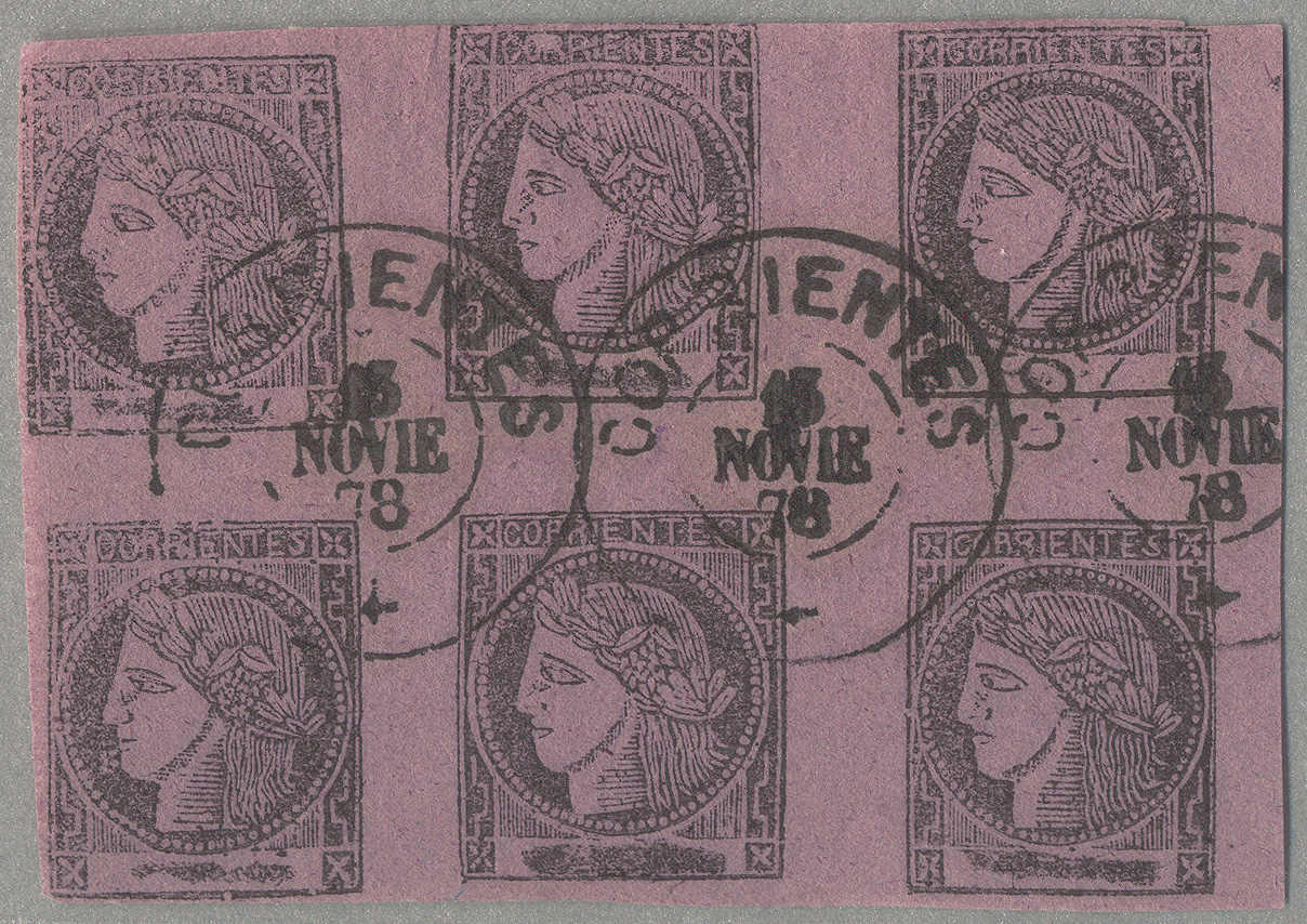 Lot 15161 - America, South/Middle/Caribbean Argentina -  classicphil GmbH 8'th classicphil Auction - Day 2