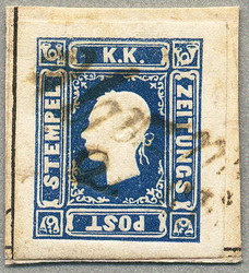 4745330: Austria Cancellations Styria - Newspaper stamps