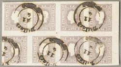 4745310: Austria Cancellations Kaernten - Newspaper stamps