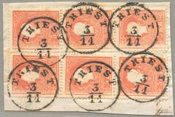 4745375: Austria Cancellations Austrian Littoral