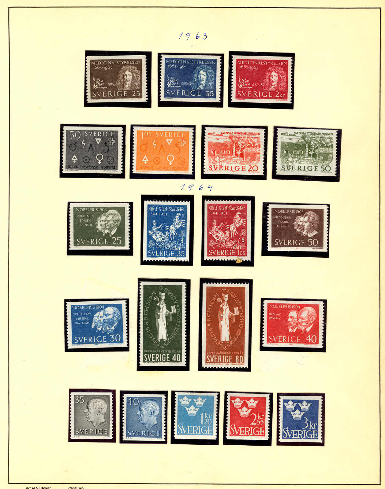 Lot 10312 - europe collections and lots scandinavia -  classicphil GmbH 3 rd classicphil Auction - VIENNA- AUSTRIA