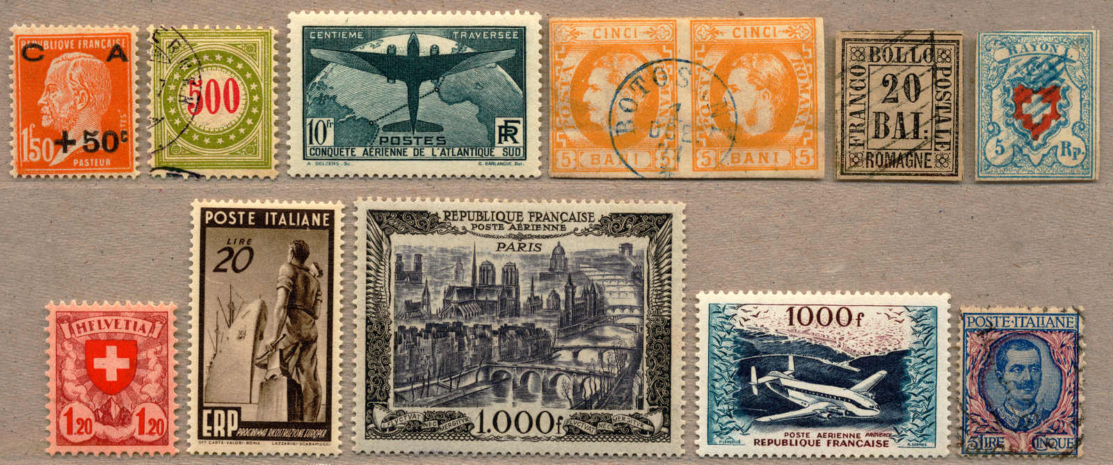 Lot 10002 - europe collections and lots  europe -  classicphil GmbH 3 rd classicphil Auction - VIENNA- AUSTRIA