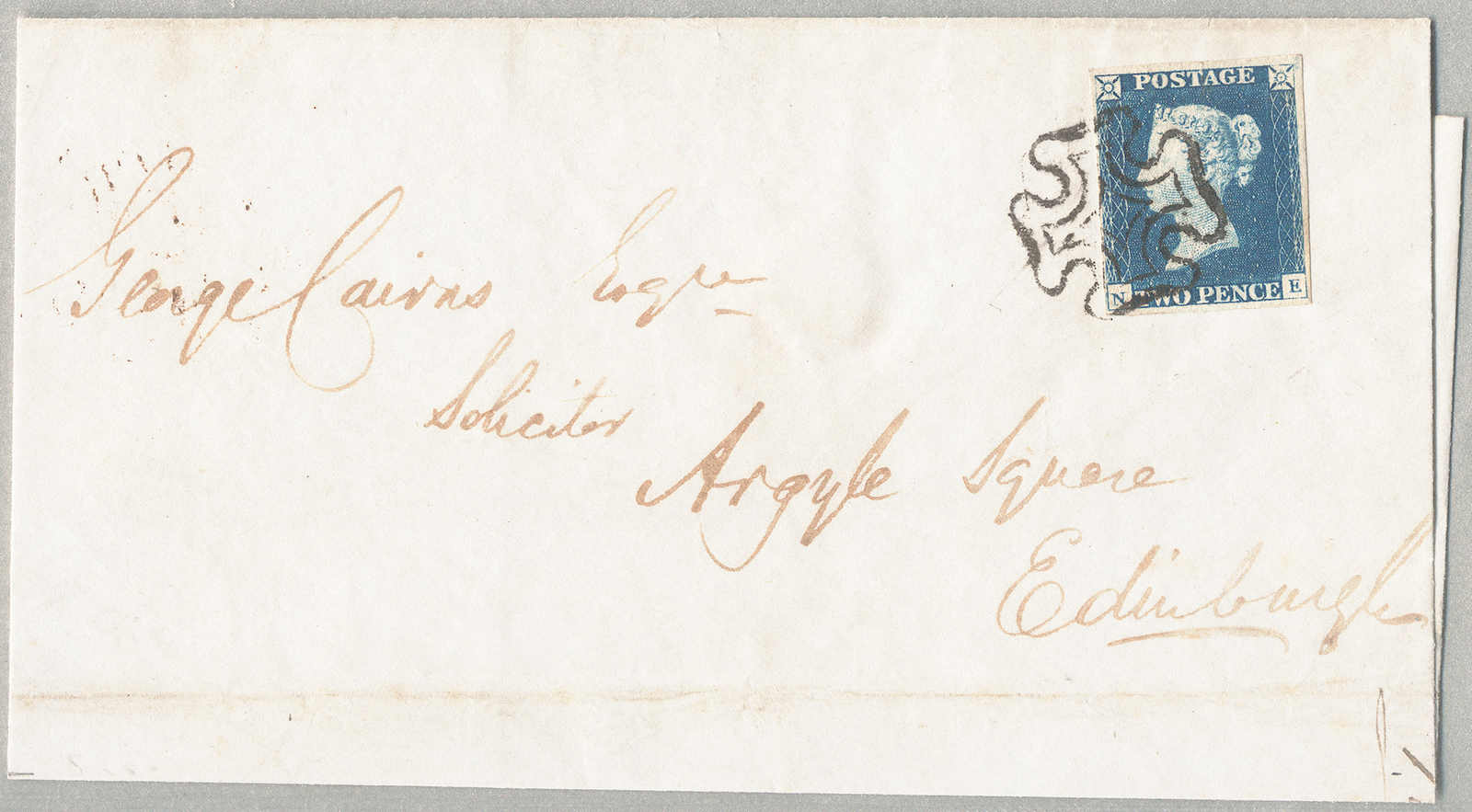 Lot 30181 - europa Grossbritannien 1840 2d blau -  classicphil GmbH 6'th classicphil Auction - Day 2