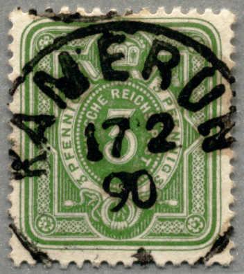 Lot 10019 - German Colonies, Cameroon, forerunner  -  classicphil GmbH 5'th classicphil Auction - VIENNA- AUSTRIA