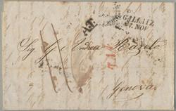 4083: Crimean War - Pre-philately
