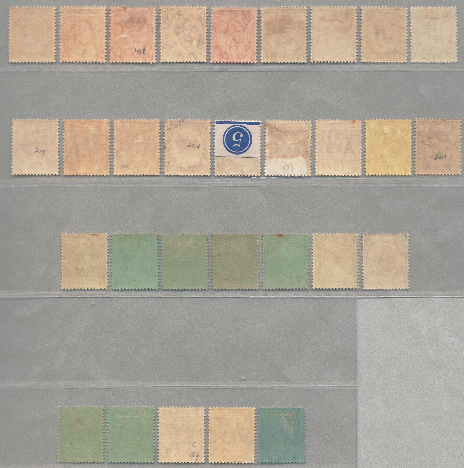 Lot 20714 - Malaya/BC malaya straits settlements -  classicphil GmbH 8'th classicphil Auction - Day 2