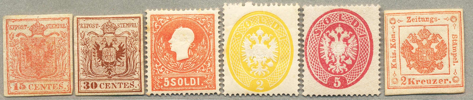 Lot 40319 - europa österreich lombardei venetien -  classicphil GmbH 6'th classicphil Auction - Day 3