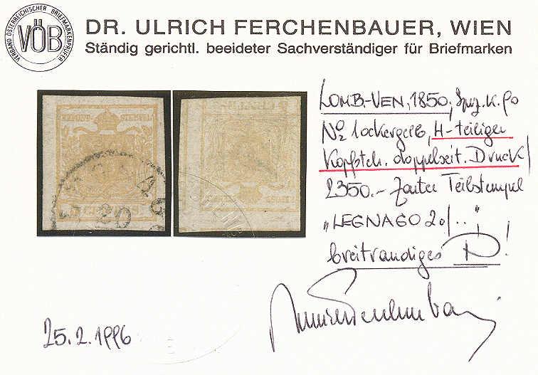 Lot 40314 - europa österreich lombardei venetien -  classicphil GmbH 6'th classicphil Auction - Day 3