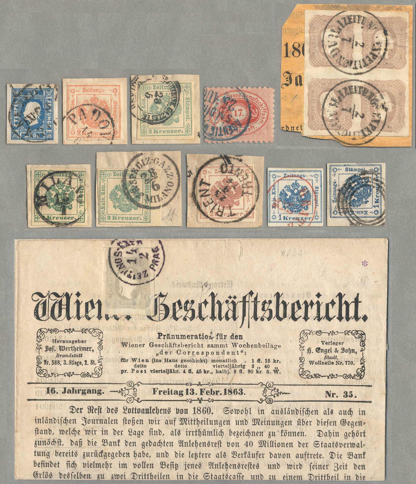 Lot 40326 - europa österreich -  classicphil GmbH 6'th classicphil Auction - Day 3