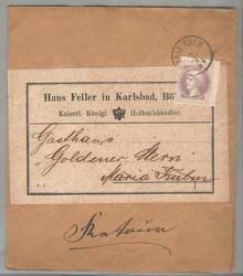 4745082: Österreich Zeitungsmarke 1867/80 - Zeitungsmarken