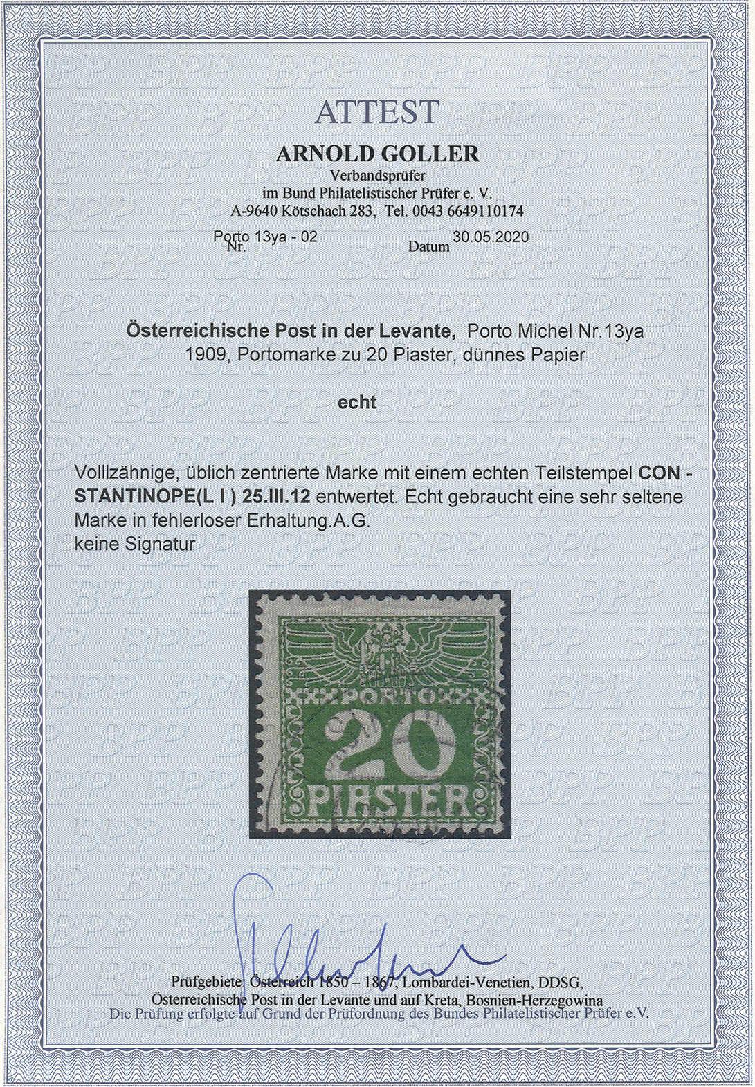 Lot 40311 - europa österreich -  classicphil GmbH 6'th classicphil Auction - Day 3