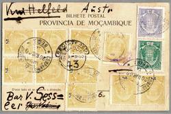 4465: Mosambik Gesellschaft