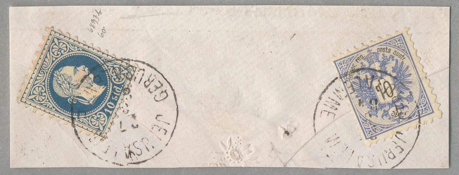 Lot 10818 - andere gebiete Palästina Österreichische Levante Postämter -  classicphil GmbH 7'th classicphil Auction - Day 1