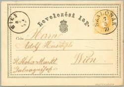 4745308: Österreich Abstempelungen Burgenland - Ganzsachen