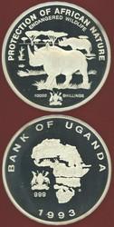50.460: Afrika - Uganda