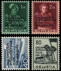 5660: スイス・戦中経済・公用切手
