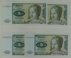 100.90: Multiple Lots - Banknotes