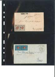 7240: Sammlungen und Posten Altschweiz - Lot
