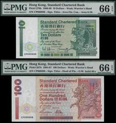 110.570.120: Banknotes – Asia - Hong Kong