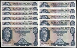 110.150.10: Banknotes - Great Britain