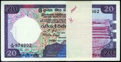 110.570.400: Billets - Asie - Sri Lanka