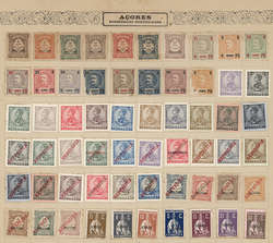 7210: Collections and Lots Portugese Colonies - Collections