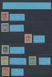 6720: Westukraine - Sammlungen