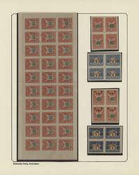 7090: Sammlungen und Posten Baltische Staaten - Sammlungen