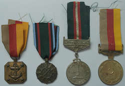 90: Themed Medals