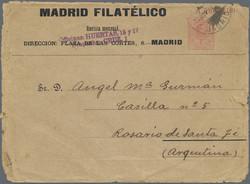 5790: Spanien - Ganzsachen