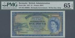 110.560.40: Banknoten - Amerika - Bermuda