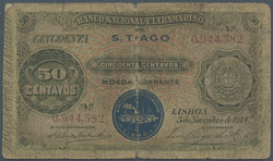 110.550.170: Banknoten - Afrika - Kapverdische Inseln