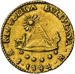 60.50: Amerika - Bolivien