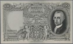 110.550.50: Banknoten - Afrika - Angola