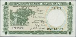 110.550.350: Banknoten - Afrika - Sierra Leone