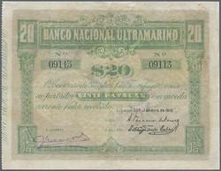 110.570.460: Banknoten - Asien - Timor