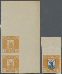 3875: Karelien - Sammlungen