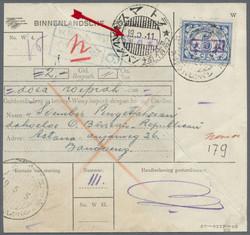 7465: Sammlungen und Posten Japan Besetzung II. WK - Ganzsachen