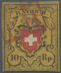 5655100: Rayon II, gelb, ohne Kreuzeinfassung (STEIN A 1)