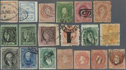 7350: Sammlungen und Posten Weltweit - Engros