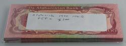 110.570.30: Banknoten - Asien - Afghanistan