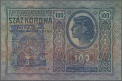 110.105: Banknoten - Fiume