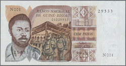 110.550.152: Banknoten - Afrika - Guinea Bissau
