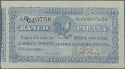 110.560.10: Banknotes – America - Argentina