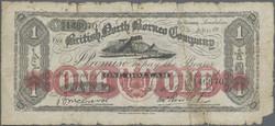 110.570.95: Banknotes – Asia - British North Borneo