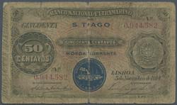 110.550.170: Banknotes – Africa - Cape Verde