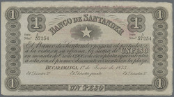 110.560.180: Banknotes – America - Colombia
